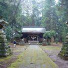 【荒橿神社(栃木県茂木町)】auのCM三太郎のロケ地のケヤキが凄い!アクセス方法